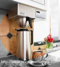 Brewmatic Under The Counter Coffee Maker