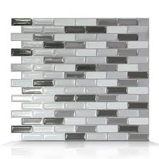 smart tiles sm1030 murano metallik self adhesive wall tile at