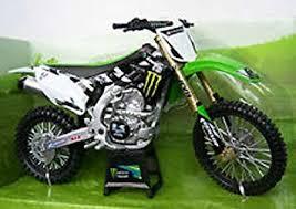 KAWASAKI MONSTER ENERGY KXF 450 MOTOCROSS DIRT BIKE 16 49373