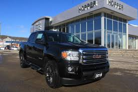 100 V4 Trucks North Bay New GMC Canyon Vehicles For Sale