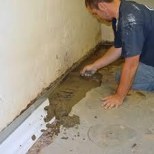 basement drain tile cost basement gallery