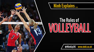 Basic Rules Of Volleyball Wikipedia