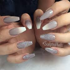 Best 25 Grey nail designs ideas on Pinterest