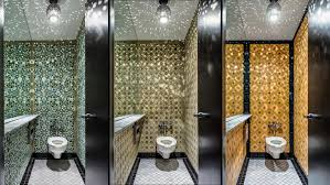 San Francisco's Most Beautiful Restaurant Bathrooms - SFChronicle.com Nice Bathroom Design San Francisco Classic Photo 19 Of In Budget Breakdown A Duo Give Their Interior Company Regan Baker West Clay Grey And White Luxury Woodnotes Novelty Haas Lienthal House Victorian Bath San Francisco Otograph By Remodel Steam Shower Black Hex Floor Tiles Remodeling Pottery Barn Kids With Marble Tile Bathroom Rustic And Vanities Lovely Restoration Hdware Locationss Home Faucets New Traditional House Tour Apartment Therapy Reveal Meets Modern A
