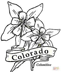 Click The Colorado Coloring Pages To View Printable Version Or Color It Online Compatible With IPad And Android Tablets