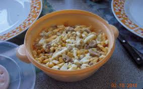 cuisiner morue recette salade au foie du morue 750g