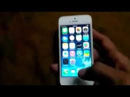R SIM 9 Pro Failed To Unlock iPhone 5S Sprint White & Silver 32 GB