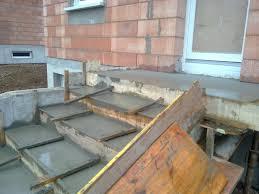 comment faire un escalier en beton exterieur piscine enterre en