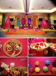 indian sangeet decoration ideas Google Search