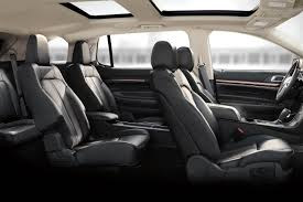 Luxury Suv With Second Row Captain Chairs by 2018 Lincoln Mkt Design Features Lincoln Com