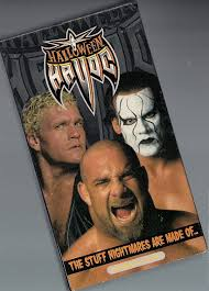 Wcw Halloween Havoc by Amazon Com Wcw Halloween Havoc 1999 Vhs Wcw U0026 Tv