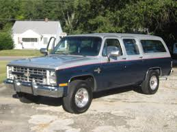 For Sale: 1986 Suburban C20 454 - Chevrolet Forum - Chevy ...