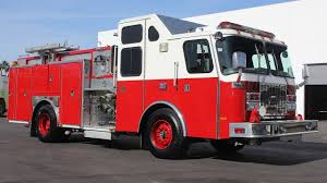 1998 E-One Pumper Fire Truck For Sale - Firetrucks Unlimited - YouTube