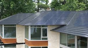 solar shingles for home roofs by tesla the future of home solar