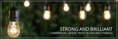 commercial outdoor string lights decorative commercial outdoor