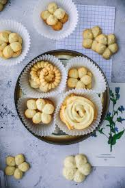 rezept für dänische butterkekse mit vanille butter cookies recipe
