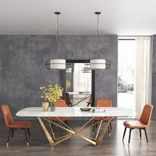 großhandel günstige preis home möbel transparent gehärtetem glas top metall beine luxus esszimmer tische buy 8 sitzer marmor esstisch glas
