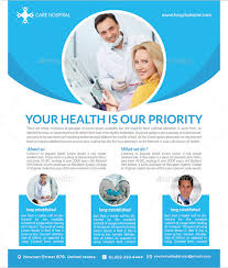 Priority Medical Poster Template