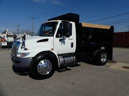 100 Kurtz Trucking 2012 International 4300 Single Axle Dump Truck INTERNATIONAL