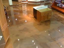 Residential Epoxy Flooring Cozy Dining Room Trends To Phoenix Fresh Floor Throughout