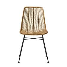 Nice Bloomingville Rattan Dining Chair With Black Metal ... Lotta Ding Chair Black Set Of 2 Source Contract Chloe Alinum Wicker Lilo Chairblack Rattan Chairs Uk Design Ideas Nairobi Woven Side Or Natural Flight Stream Pe Outdoor Modern Hampton Bay Mix And Match Brown Stackable