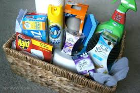 Housewarming Gift Ideas What To Put In A Basket Target