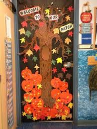 Halloween Classroom Door Decorations by Fall Door Decoration Ideas For The Classroom Doors Decoration