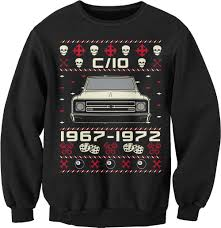 1967-1972 Chevy C10 - GLAMOUR - Christmas Sweater Style Sweat Shirt ... Hemmings Find Of The Day 1972 Chevrolet C20 Camper Daily Vintage Amt Gmc Sierra Grand Pickup Truck Model Kit T364 Parts 471954 Chevy 1970 Wiring Diagram Data Jimmy Cst Myrodcom Gmc Short Bed 4x4 Clackamas Auto On Twitter Clackamasap Pickup Gmc 71 Southern Kentucky Classics History Customer Gallery 1967 To Instrument Cluster Unique C10 Custom Dash Bezel