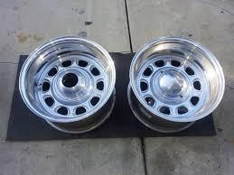 17 X 10 Weld Sidewinder Wheels