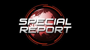 Special Report News Broadcast Graphic Animation