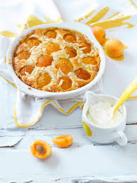 aprikosenkuchen mit schmand