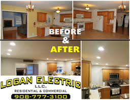 Before And After Logan Electric
