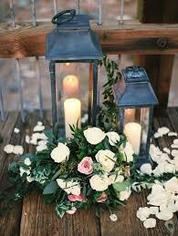 Green Wedding Centerpiece Idea