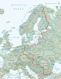 Iron Curtain Warsaw Pact Apush by Map Depicting