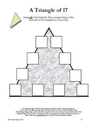number tiles 15 problem solving math activities for grades 5 8 tpt