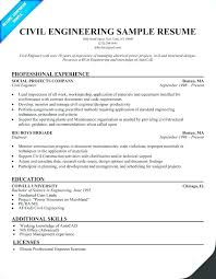 Sample Resume Pdf Format Of For Fresher Engineers Inspirational Civil Engineering Templates