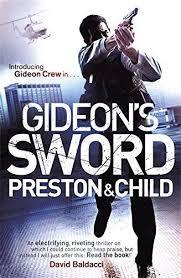 9781409133131 Gideons Sword GIDEON CREW