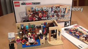 test the big theory lego set 21302 ideas review