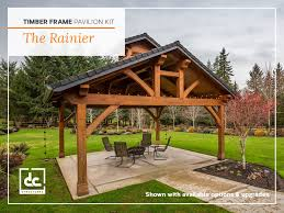 Timber Frame Pavilion Kits - Outdoor Living - DC Structures Pergola Design Awesome Pavilions Pergola Phoenix Wood Open Knee Pavilion Backyard Ideas For Your Outdoor Living Space Structures Pergolas Poynter Landscape Plans That Offer A Pleasant Relaxing Time At Your Backyard Pavilions St Louis Decks Screened Porches Gazebos Gallery Pics Gazebo Images On Remarkable And Allgreen Inc Pasadena Heartland Industries Timber Frame Kits Dc New Orleans Garden Custom Concepts The Showcase