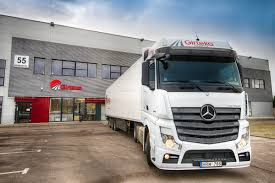 100 History Of Trucks Largest Fleet Order From Eastern Europe For MercedesBenz In
