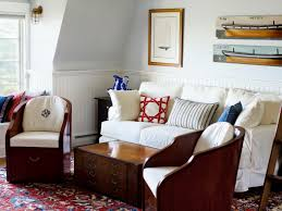 Nautical Style Living Room Furniture by Identify Your Living Room Style Hgtv