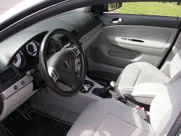 100 G5 Interior 2008 Pontiac G5 Interior 2008 Pontiac Base Picture