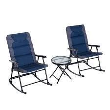 Köp Outsunny 3 Pieces Rocker Set Lounger Bistro Table Garden ... Fniture Cute And Trendy Recling Lawn Chair New Design Garden Line Glider Game Rocking Buy Chairwood Chairglider Product On Alibacom Blue And White Striped Folding Best Chairs Irvington Swivel Recliner In Rock Stock247236 South Dakota Fire Chat 2pack Porch Blazing Needles Spun Poly Outdoor Cushion 20 X 43 Gci Freestyle Rocker Camping Aviva With Micro Suede Hi Back Kauffman Fascating