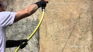 anti mousse murs exterieurs nettoyer un mur extérieur