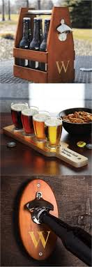 Deck Out Your Home Bar With These Awesome Personalized Beer Products