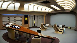Star Trek Captains Chair by Restoring Star Trek The Next Generation U0027s Enterprise Bridge Tested