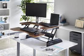 Varidesk Pro Plus 36 by Varidesk Standing Desk A Smart Wellness Solution Gadget Gram