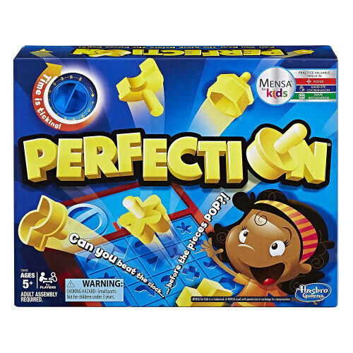 Perfection Logic Game