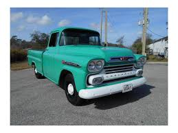 1959 Chevrolet Apache For Sale #2131374 - Hemmings Motor News Custom 1950s Chevy Trucks For Sale Your Truck Very Nice 1958 Chevrolet Apache Pick Up Sale 2196038 Hemmings Motor News 1961 C20 Pickup Fleetside On Bat Auctions 1965 C10 For In Bc 350 Small Block Classic Car 1955 In Fulton County 1956 Big Window Short Bed Stepside Hot Rod Network 1959 3100 Stock 139365 Near Columbus Oh 4x4 18097 San Ramon Ca Classiccarscom Cc909448