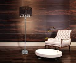 Drexel Heritage Lamps Crystal by Floor Lamp With Hanging Crystals Elegant Designs Trendy Romantic